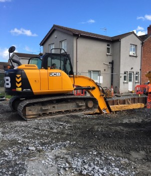 Site Remediation Works